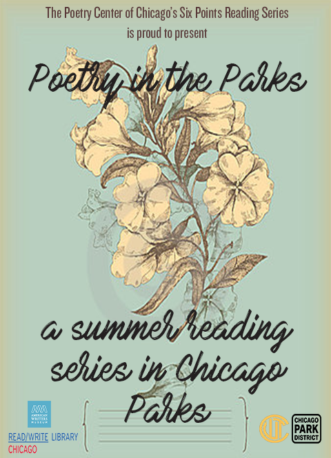 Poetry in the Parks Poster